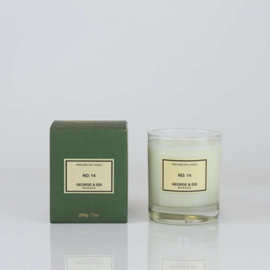 Classic Range / No. 14 Soy Candle