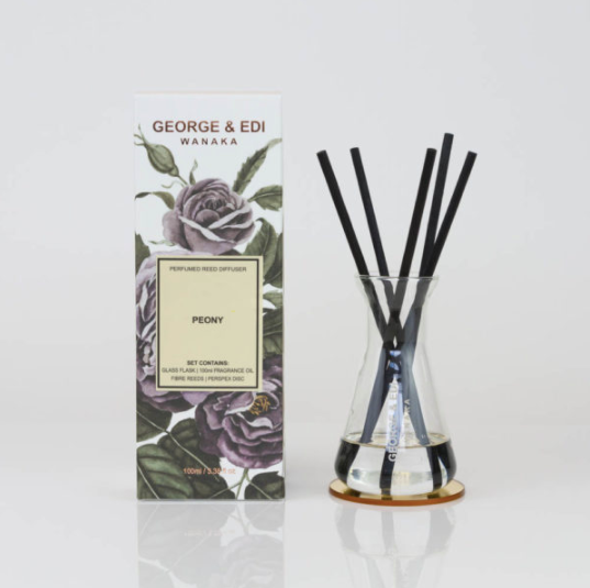 Classic Range Reed Diffuser - Peony
