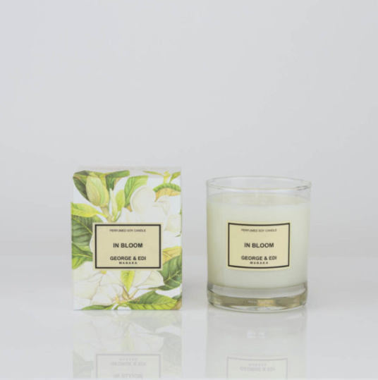 Classic Range / In Bloom Soy Candle