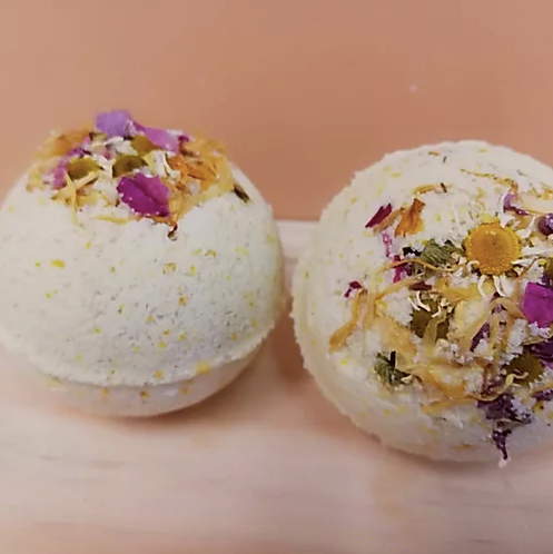 Cleanse + Revitalise Bath Bomb