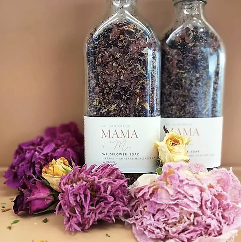Wildflower Bath Soak