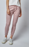 Active Jogger Jean - Pink Clay