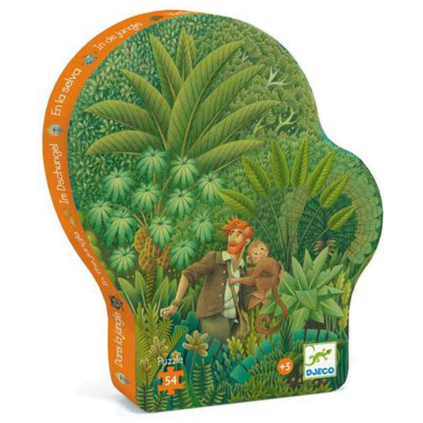 Djeco In the Jungle  54 piece puzzle