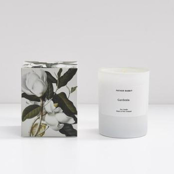 Father Rabbit Soy scented Candle - Gardenia