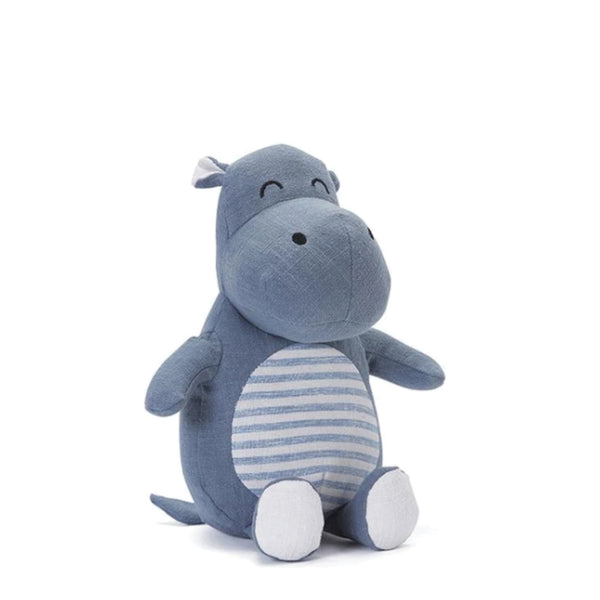 Hugo the Hippo /Blue (Med)
