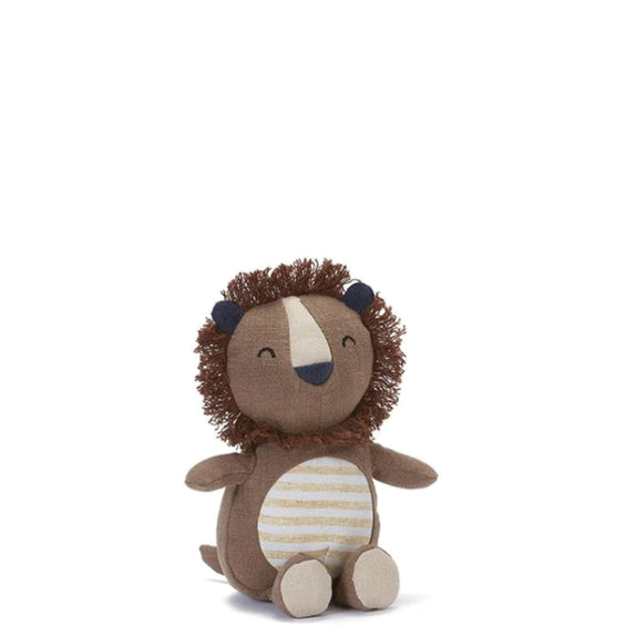 Leroy the lion rattle