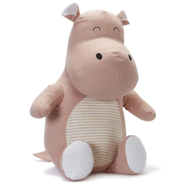 Hannah the Hippo / Pink (Large)