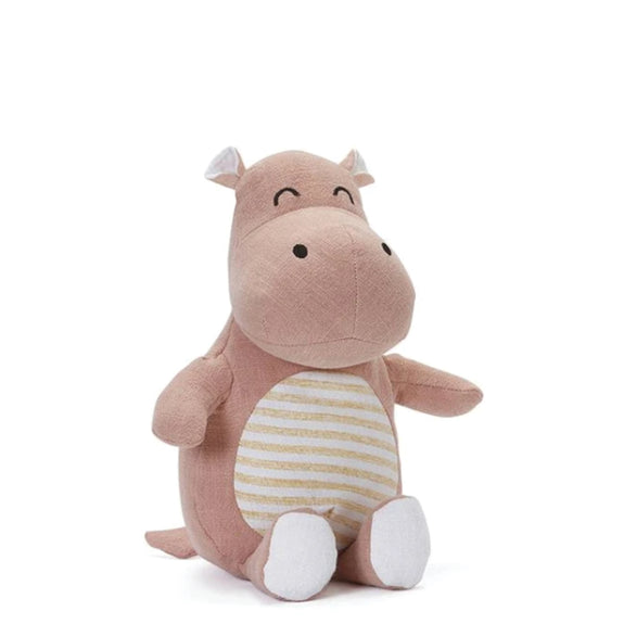Hannah the Hippo /Pink (Medium)