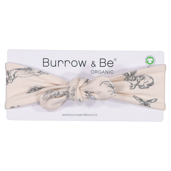 Almond Burrowers Headband
