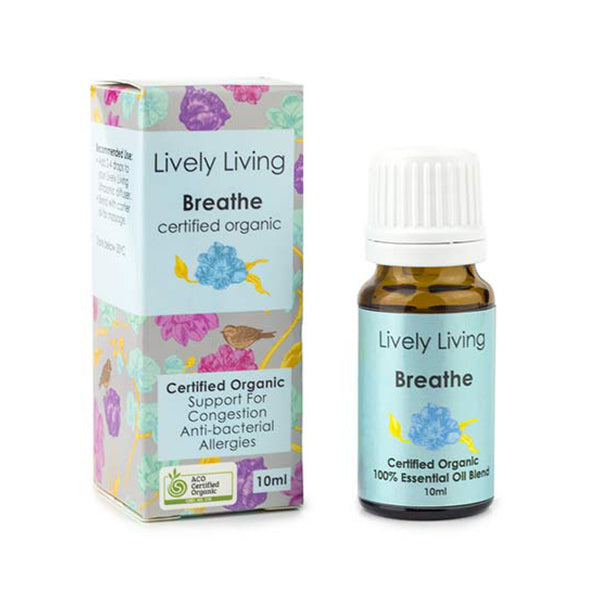 Lively Living Essential Oils - Breath