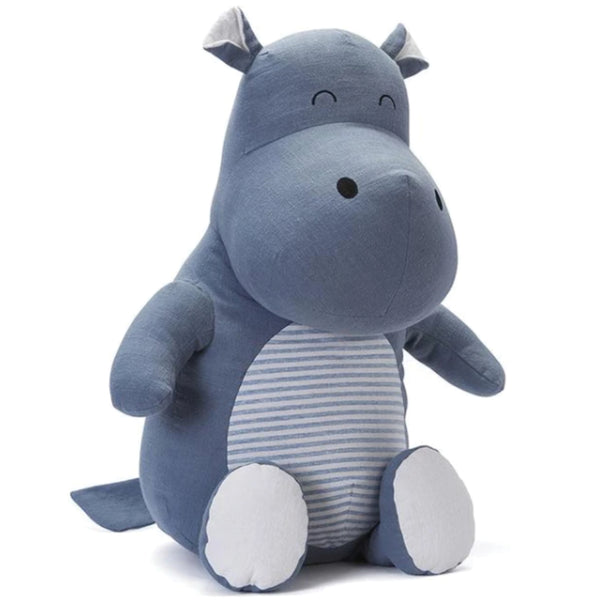 Hugo the Hippo / Blue (Large)