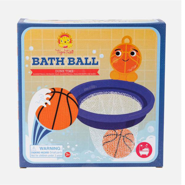 Bath Ball Dunk Time