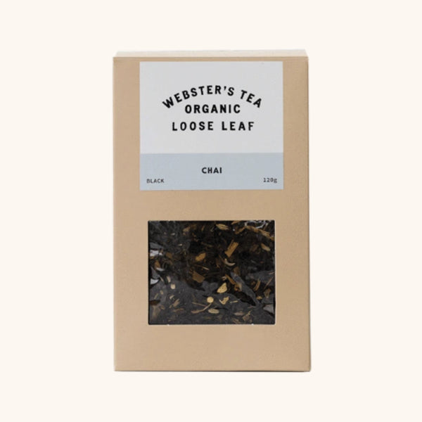 Webster's Tea - Chai