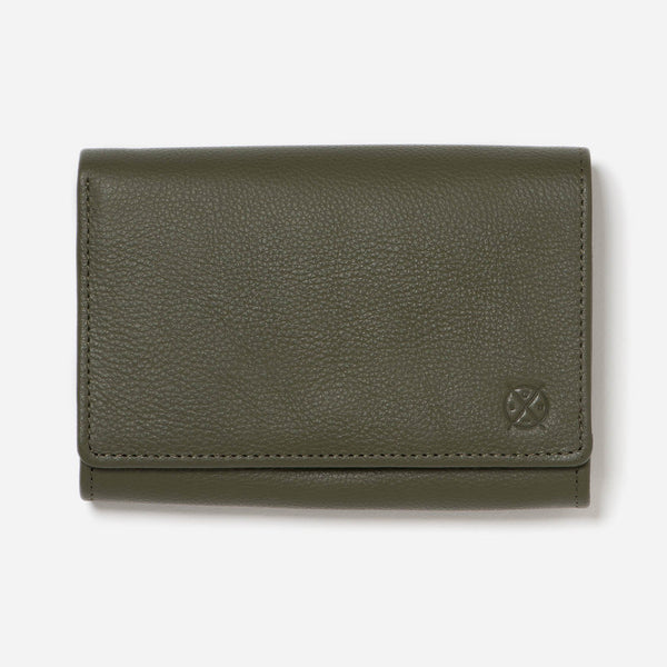 Ellie Wallet - Olive