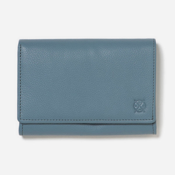 Ellie Wallet - Storm Blue