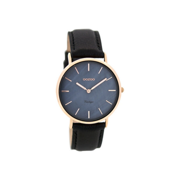 V Watch - Black/blk pearl 36mm