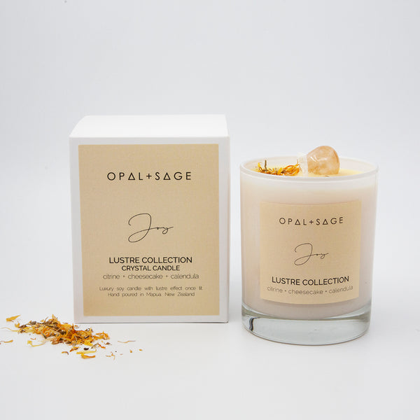 Luxe Joy Candle