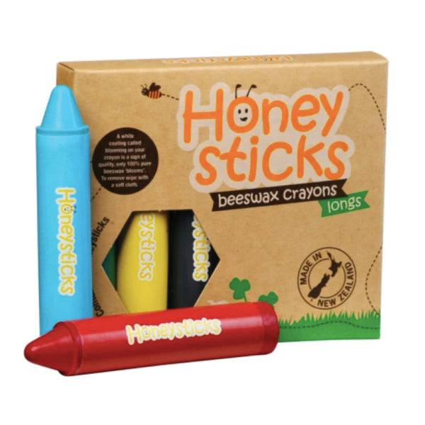 Honeysticks long crayons
