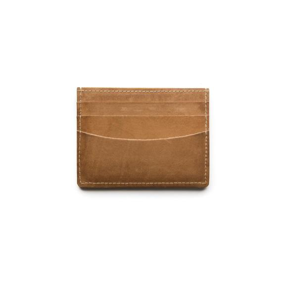 Herbert Card Holder - Natural