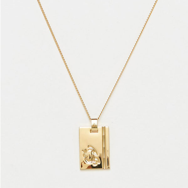 Star Sign Necklace - Capricorn