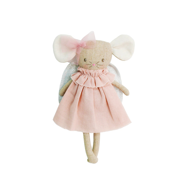 Angel Baby mouse - Pink Silver
