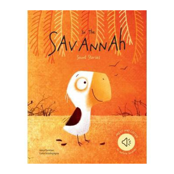 In the Savanna sound stories