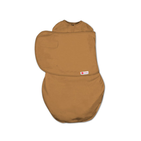 Embe 2 way swaddle - Tan Brown
