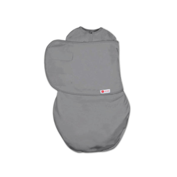Embe 2 way swaddle - Slate