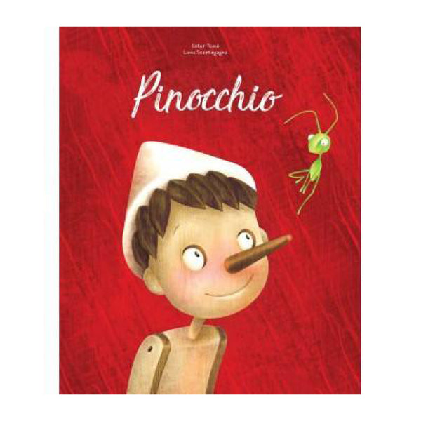 Pinocchio - Hard Covered Book