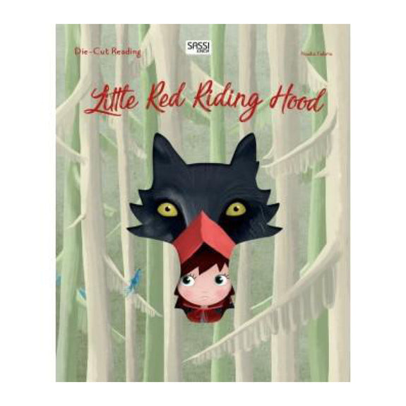 Little red riding hood - Hard Covered Book