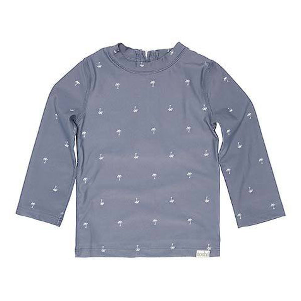 L/S Swim Rashie - Seaside