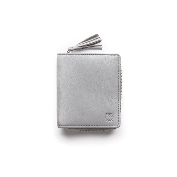 Mia Wallet - Misty Grey