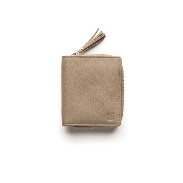 Mia Wallet - Dusty Linen
