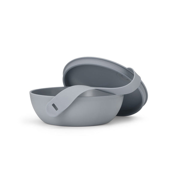 Porter Ceramic Lunch Bowl - Slate