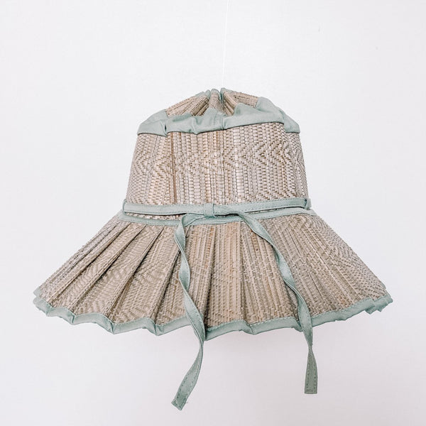 Childs Capri Hat - Sea Foam