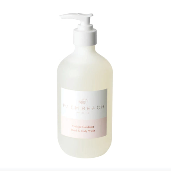 Vintage Gardenia Hand + body wash 500ml