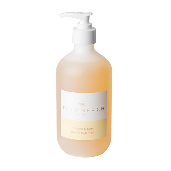 Coconut + Lime Hand + body wash 500ml
