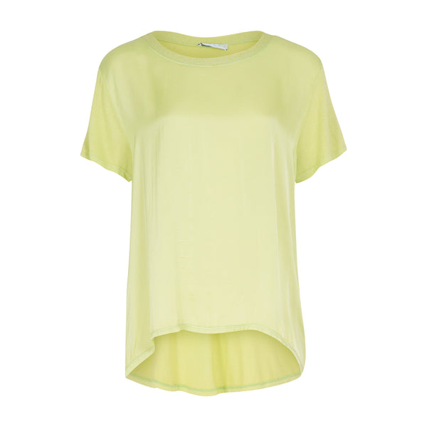 32319 Future Feelings Top - Lime