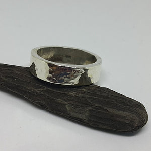 Planished Flat Ring