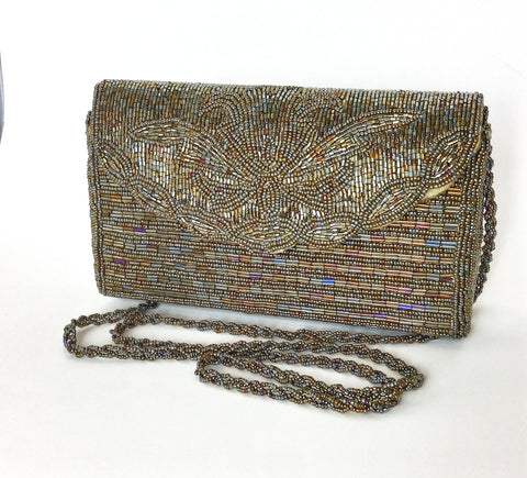 Clutch Duchess Clutch, gold - Living in Style with Olga
