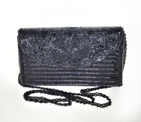Clutch Duchess Clutch, black - Living in Style with Olga