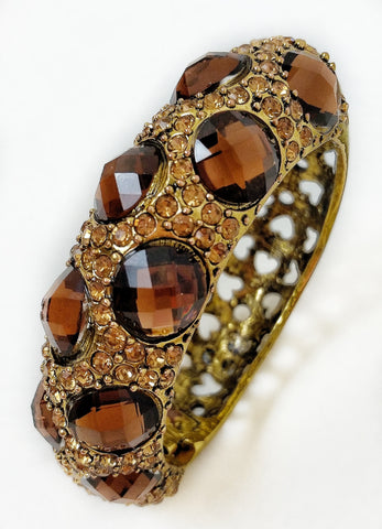 bangles Royal Amber Bangle - Living in Style with Olga