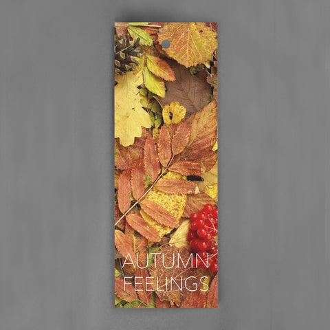 HANG-TAGS Collection - Autumn feelings [30-pack]
