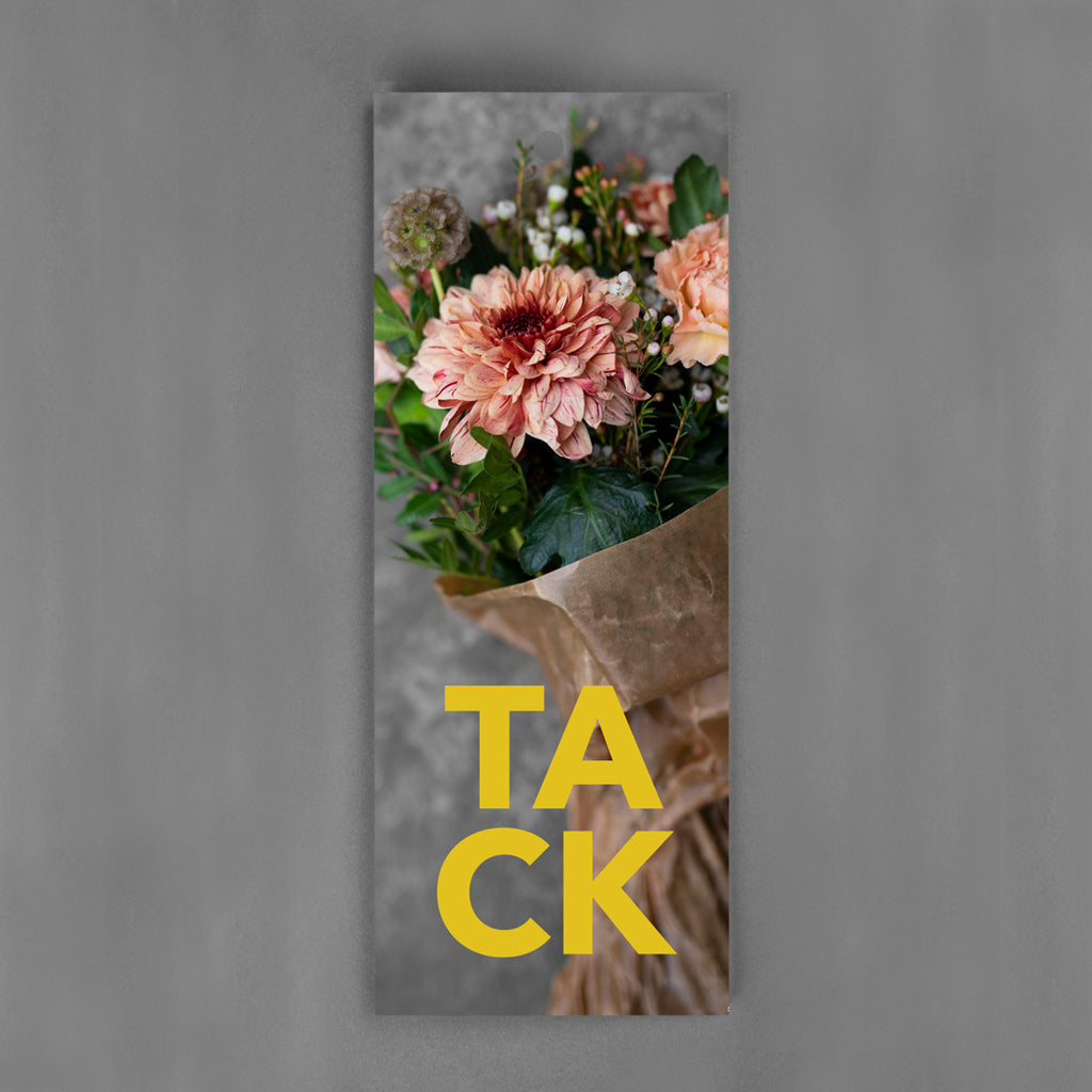 HANG-TAGS Collection - Tack [30-pack]