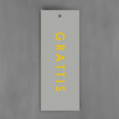 HANG-TAGS Collection - Grattiskort [30-pack]