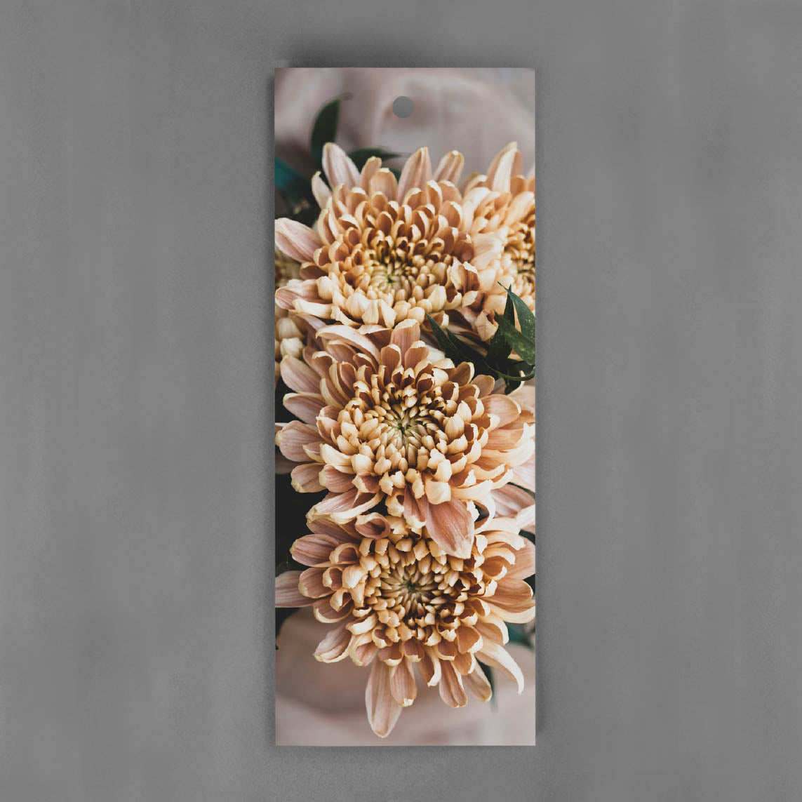 HANG-TAGS Collection - Golden flowers [30-pack]