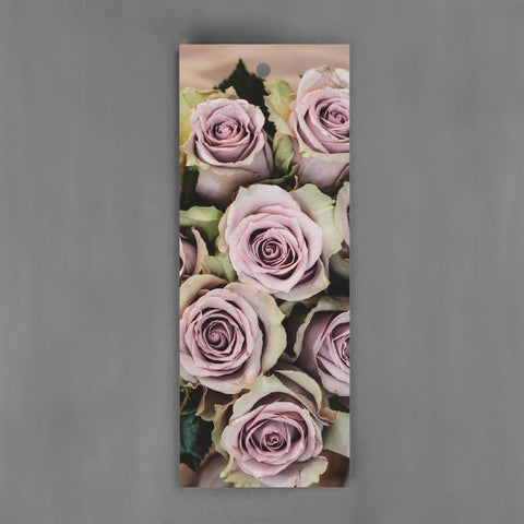 HANG-TAGS Collection - Purple flowers [30-pack]