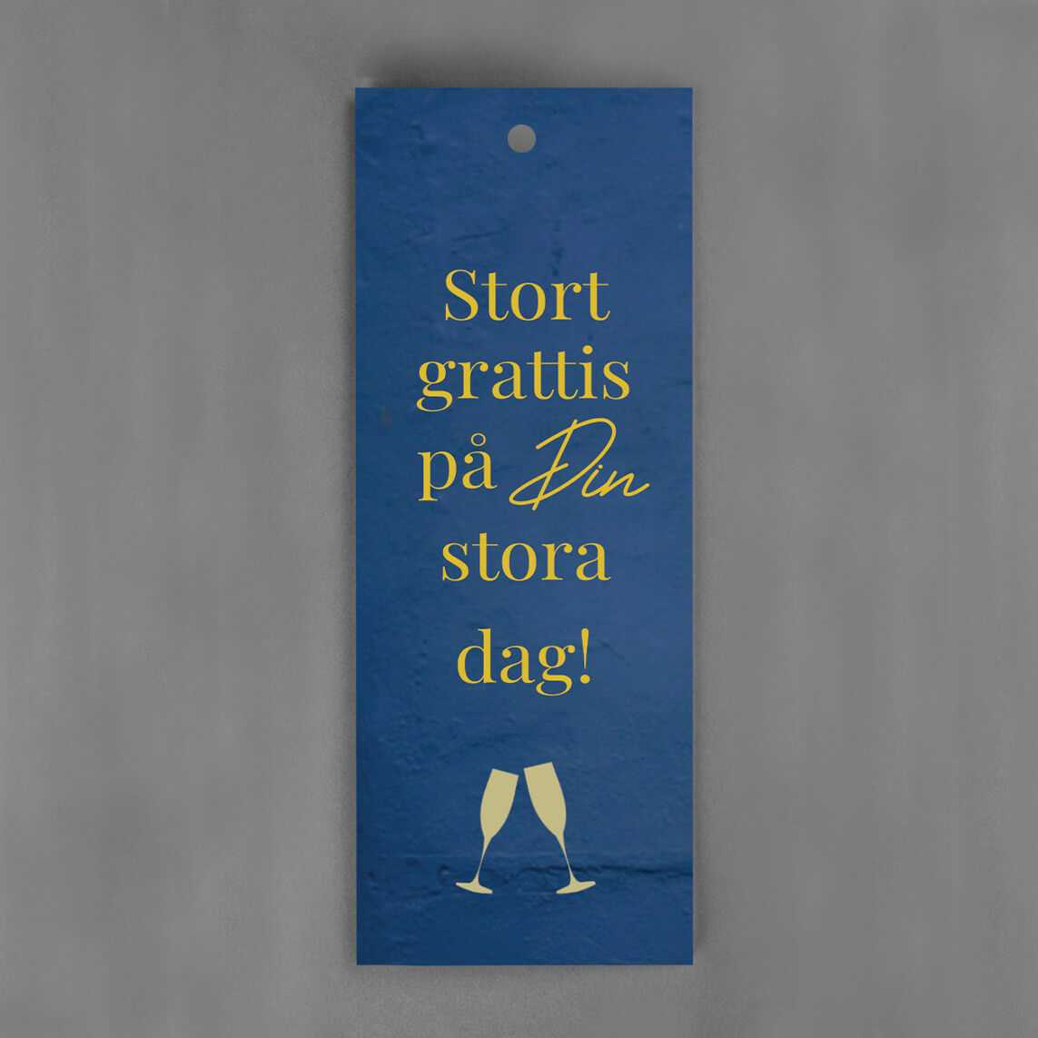 HANG-TAGS Collection - Studentkort [30-pack]