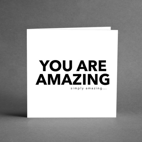 GRANDE Collection - You are amazing [20-pack]