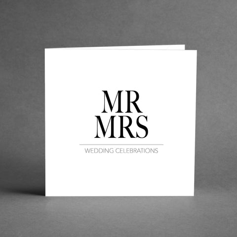 GRANDE Collection - Mr & Mrs [20-pack]